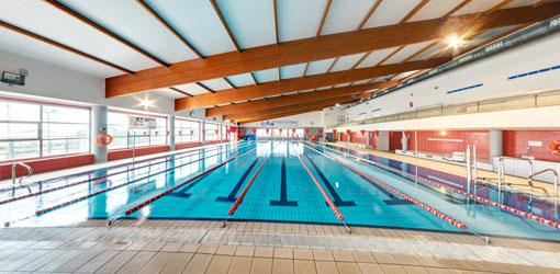 Centro Deportivo Aqualia Denia