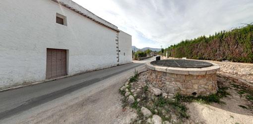 Vall del Pop – Rutas – Xaló Camí Tárbena